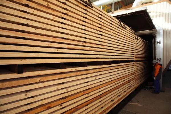 hochwertiges Holz